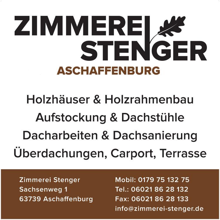 Stenger Holzbau zimmerei stenger